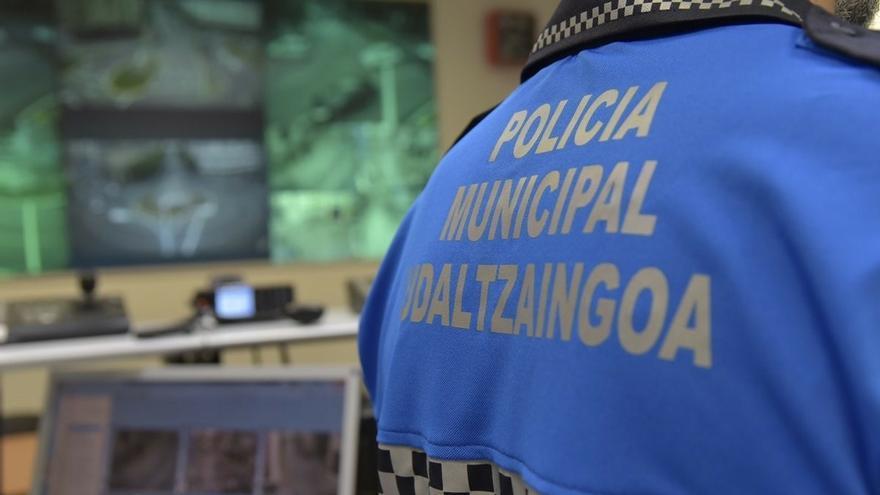 Detenidas seis personas el fin de semana en Pamplona, tres de ellas por malos tratos en el ámbito familiar