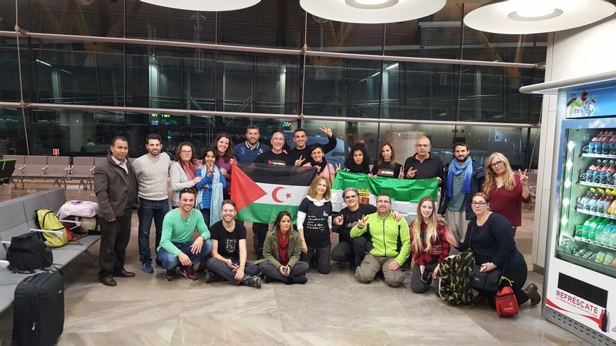 Sahara Extremadura grupo
