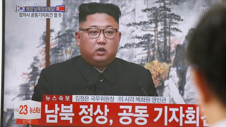 """Kim envía un mensaje """"amistoso"""" a Trump sobre sus negociaciones, según diario"""