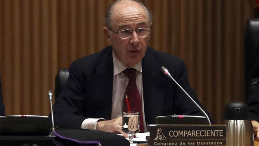 Anticorrupción pide 4 años de prisión para Rato por la publicidad de Bankia