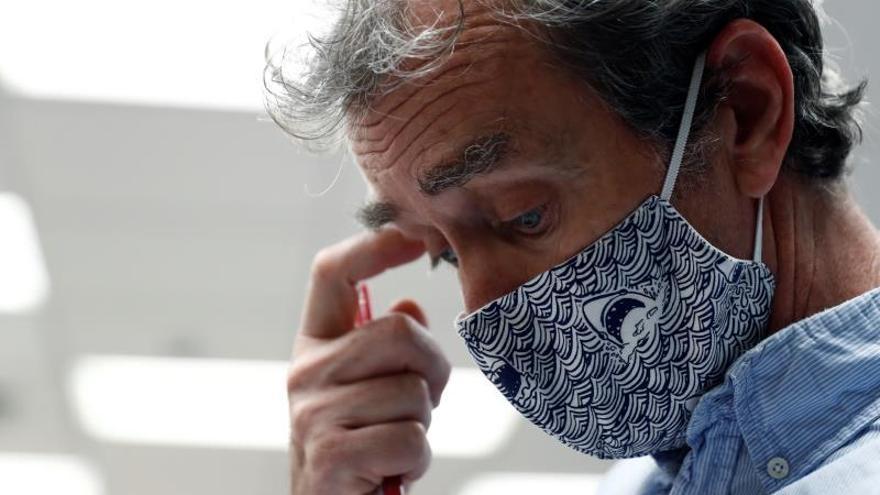 Fernando Simón, el rostro público de la lucha contra el coronavirus.
