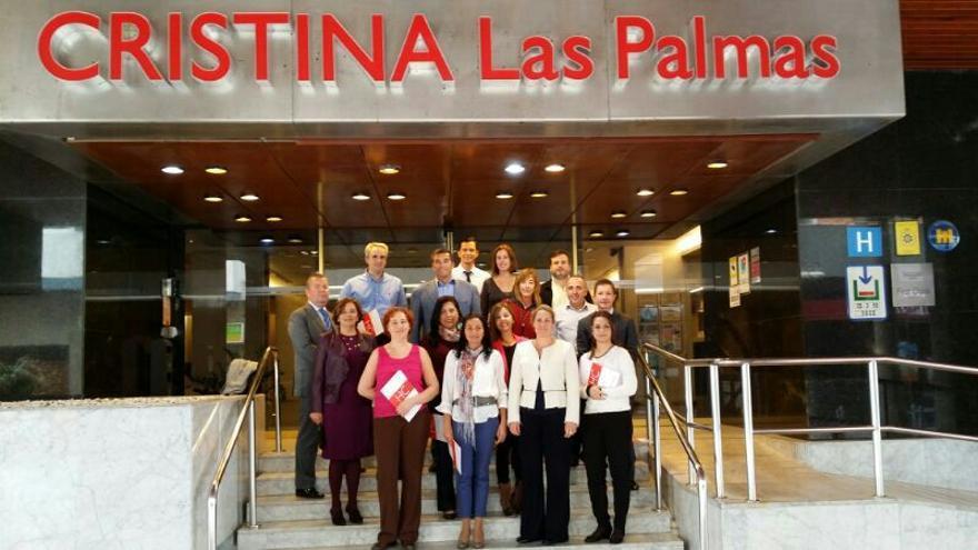 Hotel Cristina Las Palmas Gran Canaria