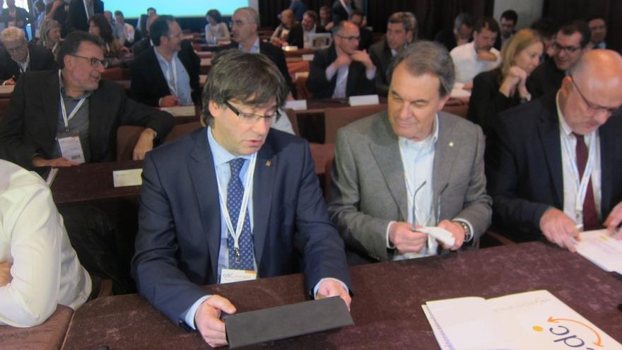 El Consell Nacional de CDC da luz verde a la consulta sobre el futuro del partido