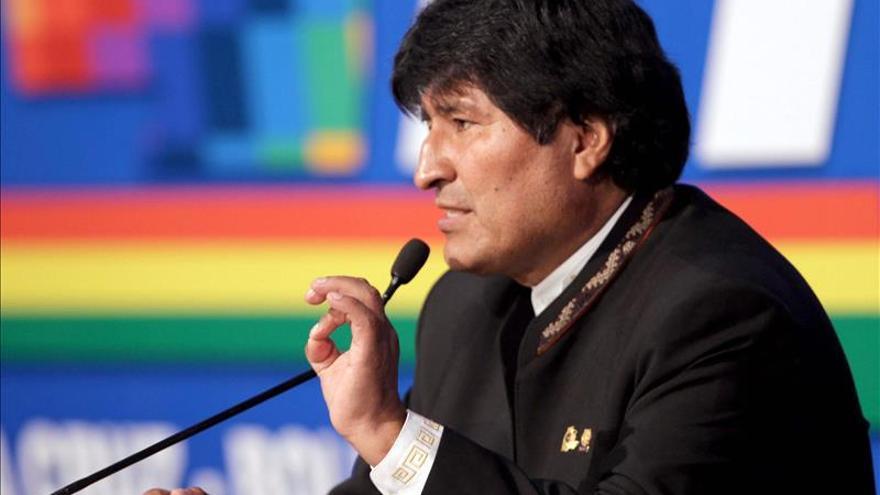 """Seguidores de Morales usan un avance de """"Star Wars"""" en la campaña por la reelección"""