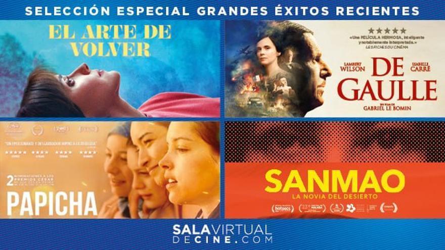 Selección especial de películas grandes éxitos