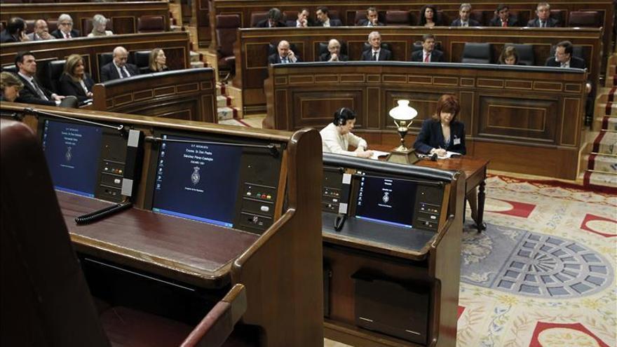 El Congreso pondrá fin a la legislatura con el último control al Gobierno
