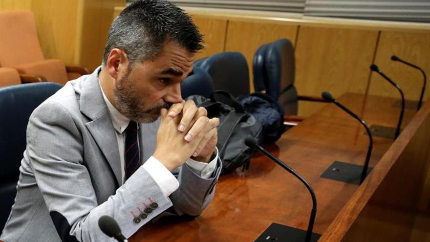 El Supremo cita a Alejandro de Pedro en la investigación contra Pilar Barreiro
