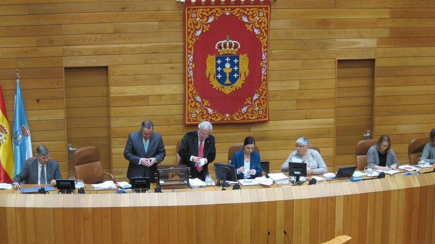 Jiménez Morán, Rodríguez Pérez y Modesto Pose representarán a Galicia en el Senado