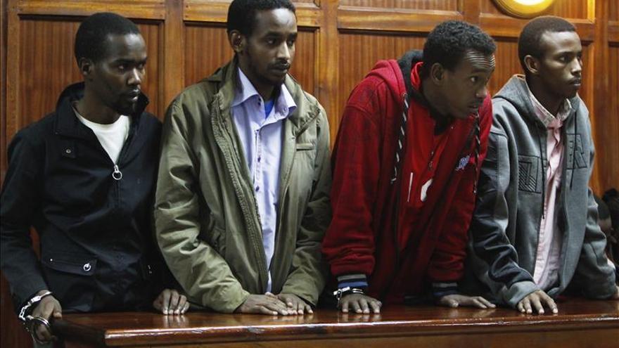 El juicio contra los sospechosos del atentado de Nairobi comenzará el 15 de enero