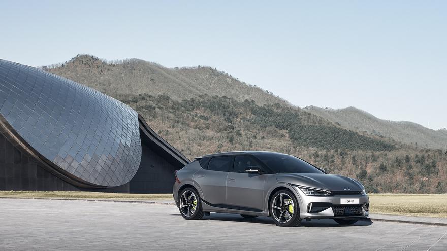 Kia EV6: el eléctrico del futuro  (próximo), contado al detalle