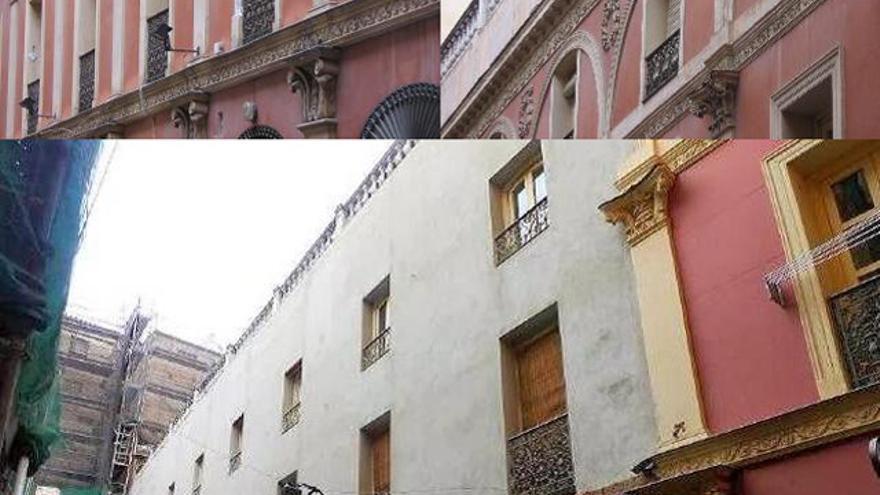 El pasaje del Comercio o de Murga está oculto a plena vista | Foto: Madrid Ciudadanía y Patrimonio