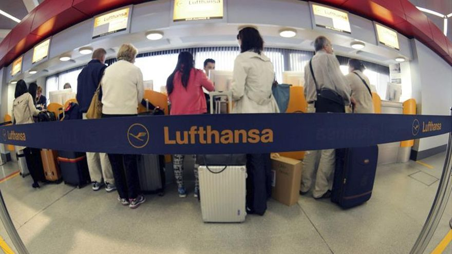 Lufthansa decide esta semana si adquiere la totalidad en Brussels Airlines