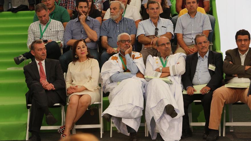 IV Congreso Nacional de Nueva Canarias. (Alejandro Ramos)
