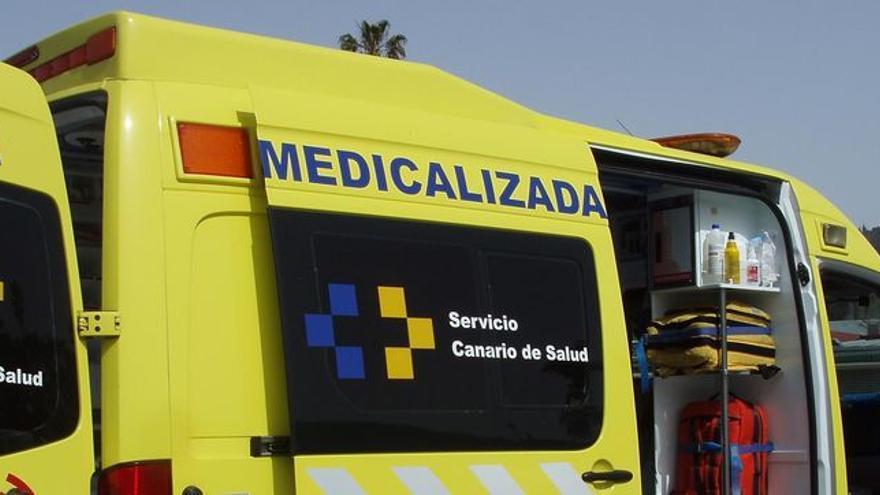 El incidente ocurrió en el norte de Tenerife
