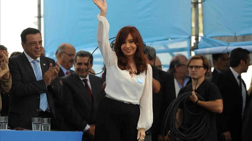 Fernández encabeza la última inauguración del año legislativo de su mandato