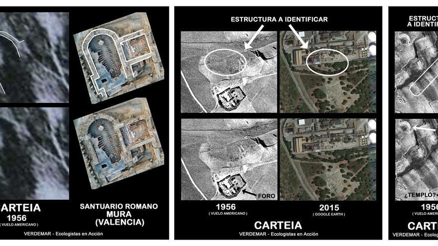 Ecologistas pide prospecciones ante posibles hallazgos arqueológicos en torno al yacimiento de Carteia