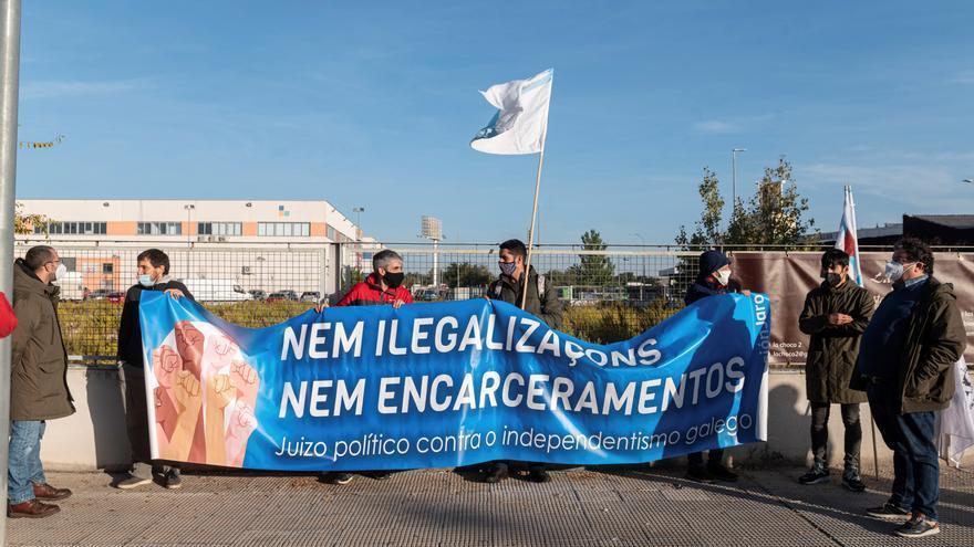 Absueltos miembros de Causa Galiza y Ceivar de enaltecer a Resistencia Galega