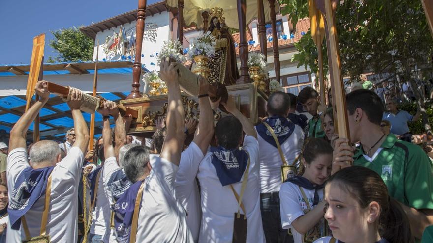 El Gobierno subvenciona con más de 11.600 euros las dos fiestas de Interés Turístico Regional