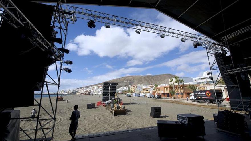 """Womad cumple 22 años en Canarias y sueña con continuar """"en una de sus playas"""""""