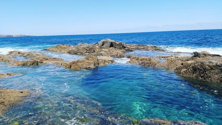 Aguas Verdes, en Fuerteventura