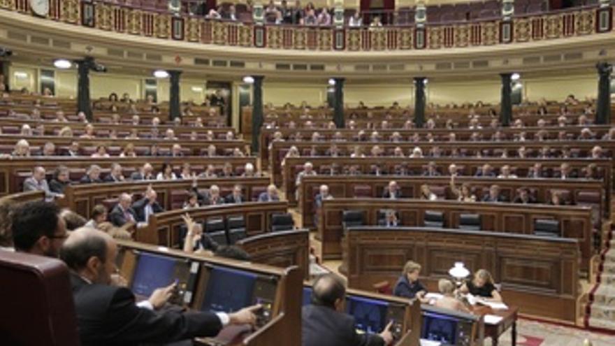 Recurso De Votación En El Congreso - Hemiciclo