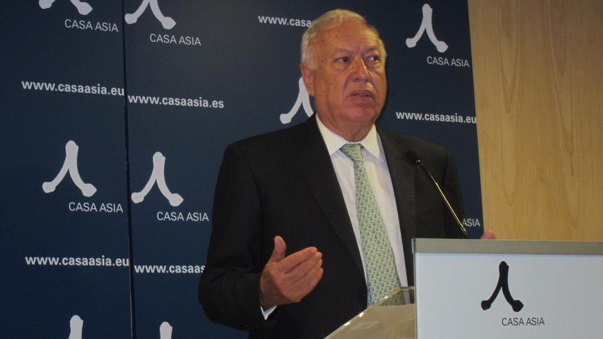 Margallo rechaza el pacto fiscal  y propone que se reforme el actual modelo de financiación cuando caduque en 2014