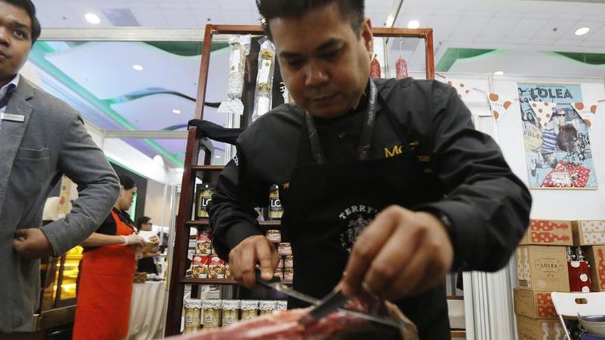 Filipinas se consolida como referente de la cocina española en Asia