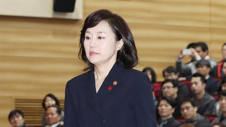 Arranca el juicio por lista negra de artistas de la expresidenta surcoreana