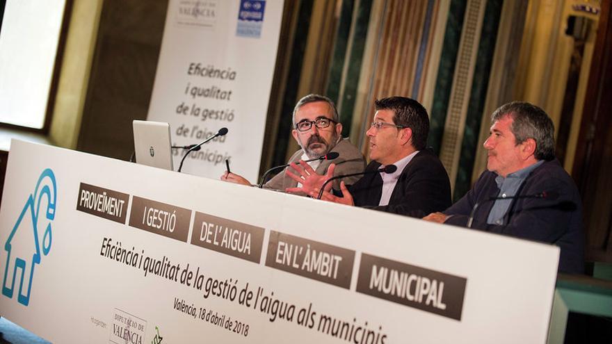 Jorge Rodríguez ha presentado el plan ante un centenar de alcaldes
