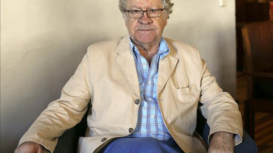 Ian Gibson propone un viaje a Granada a través de la mirada de Lorca