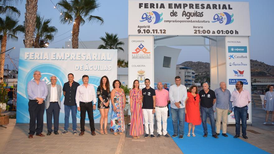 Águilas acoge hasta el próximo domingo la Feria Empresarial Compras&Ocio