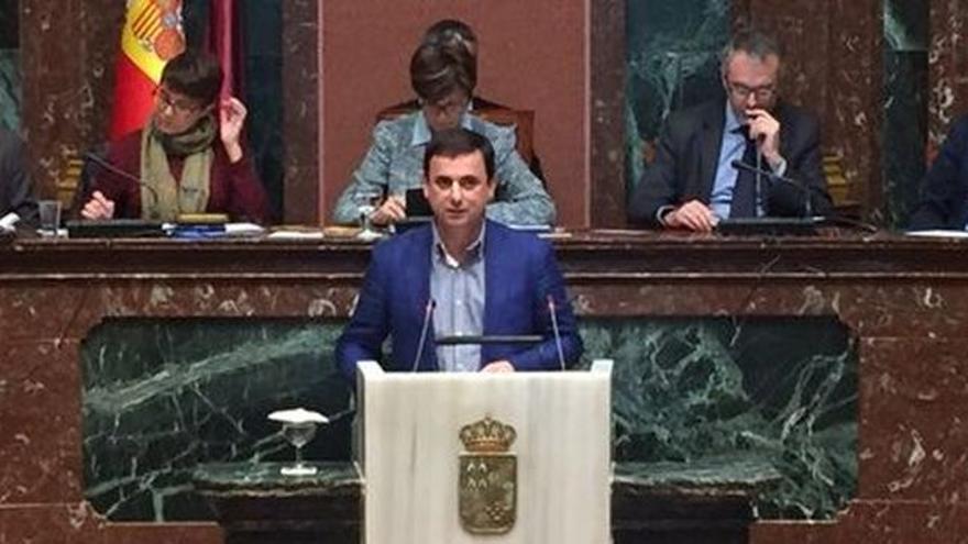 Emilio Ivars, Secretario de Comunicación y diputado del Grupo Parlamentario Socialista