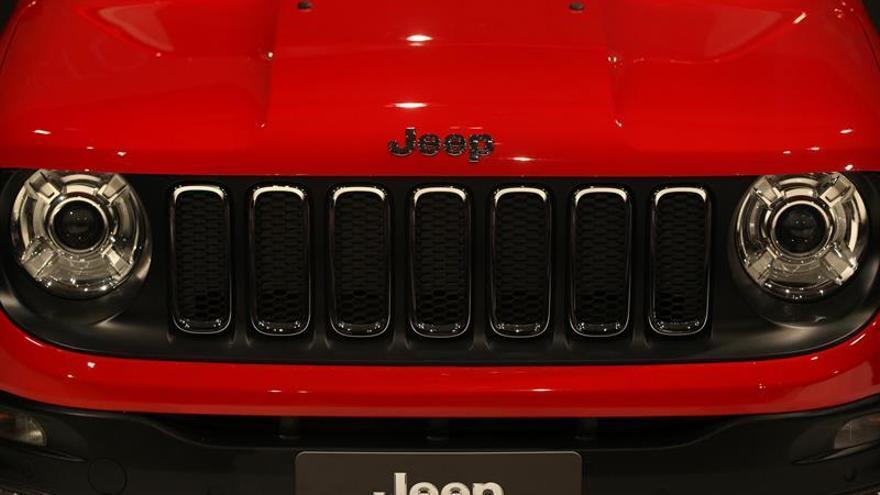 Fiat Chrysler en EE.UU. anota en abril sus mejores ventas en 11 años