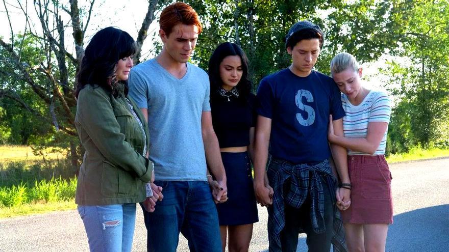Escena de 'Riverdale'