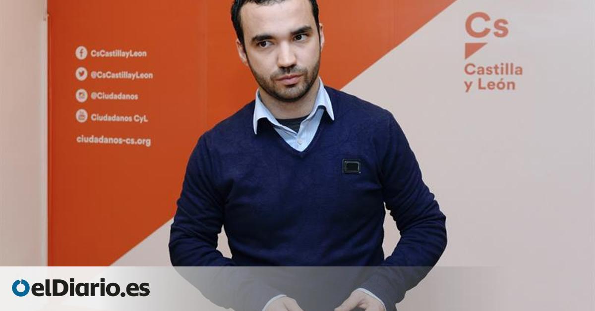 Pablo Yáñez, de dinamitar Ciudadanos con el fichaje fallido de Silvia Clemente a asesor al presidente del PP de Valladolid