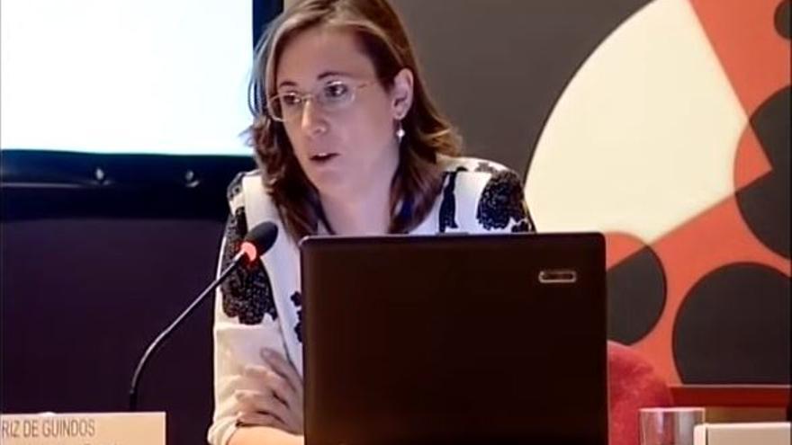 Beatriz de Guindos, en una imagen de 2010.