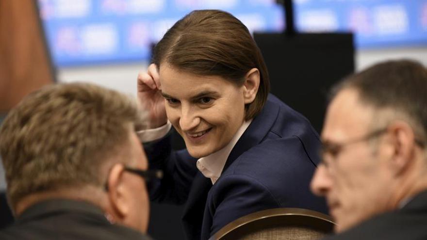 Los homosexuales serbios esperan que con la primera ministra lesbiana baje la homofobia