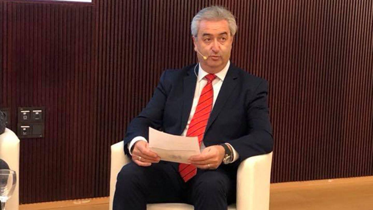 Antonio Caño, presidente de la asociación de agencias de viajes de Córdoba.