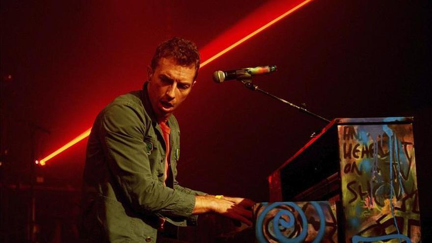 Coldplay revela el fragmento de una nueva canción en Facebook