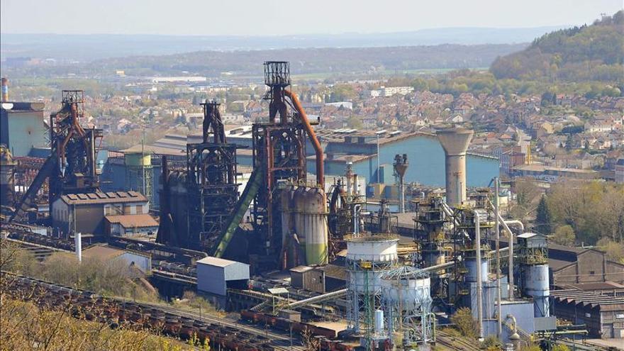 ArcelorMittal reduce un 90 por ciento sus pérdidas hasta septiembre con 131 millones