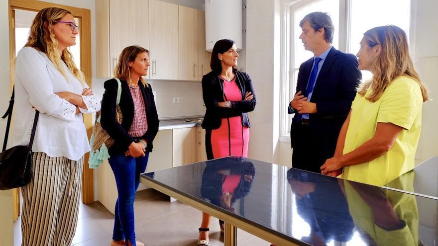 Santander pone a disposición de Padre Menni un piso en la calle San Celedonio