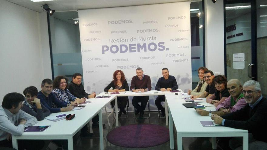 Antonio Urbina, nuevo secretario de organización de Podemos