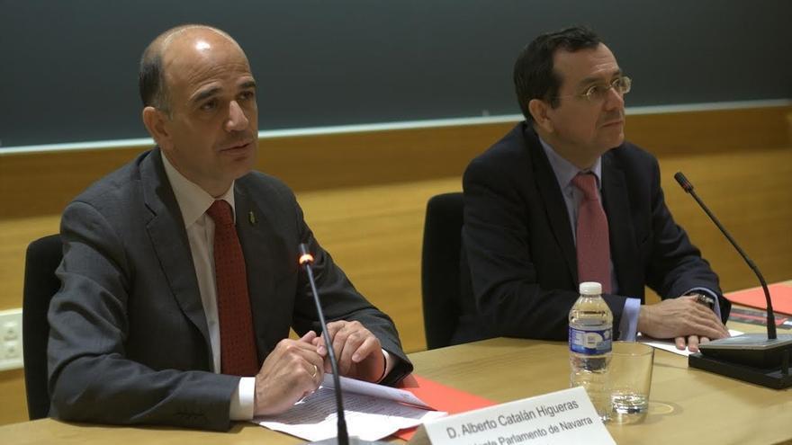 """Alberto Catalán considera """"totalmente absurdo"""" que """"haya más de 10.000 políticos aforados en España"""""""