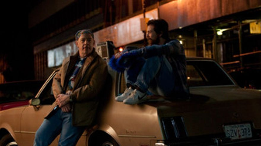 Escena de la película 'The Music Never Stopped'