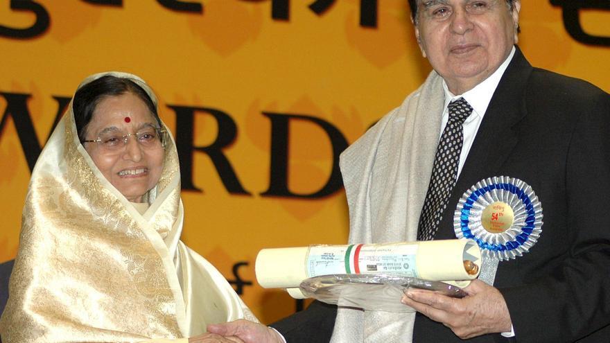 Muere Dilip Kumar a los 98 años, icono de la época dorada de Bollywood