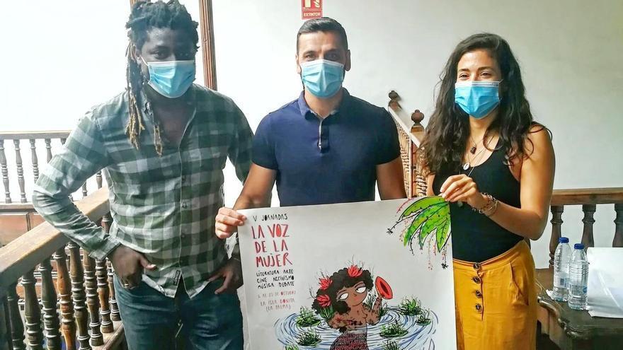 Las 'V Jornadas de La Voz de la Mujer' se despiden este año de Mazo