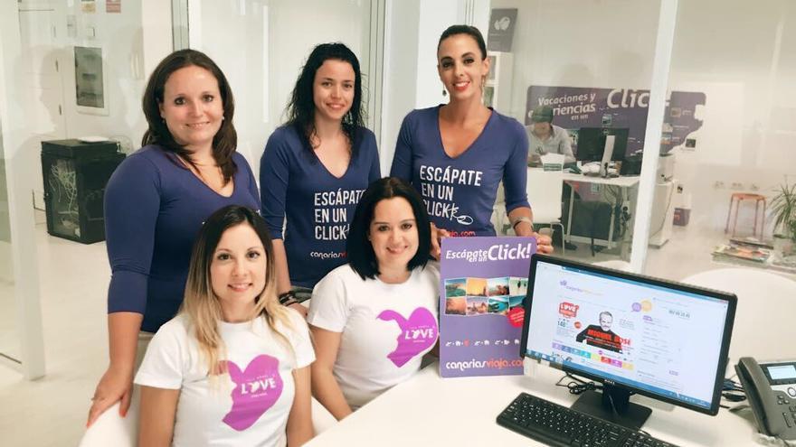 Personal de Canariasviaje.com.
