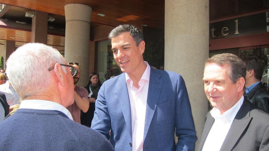 """Sánchez dice que son nuevas elecciones, no una segunda vuelta, y """"los que bloquearon el cambio lo pagarán"""""""
