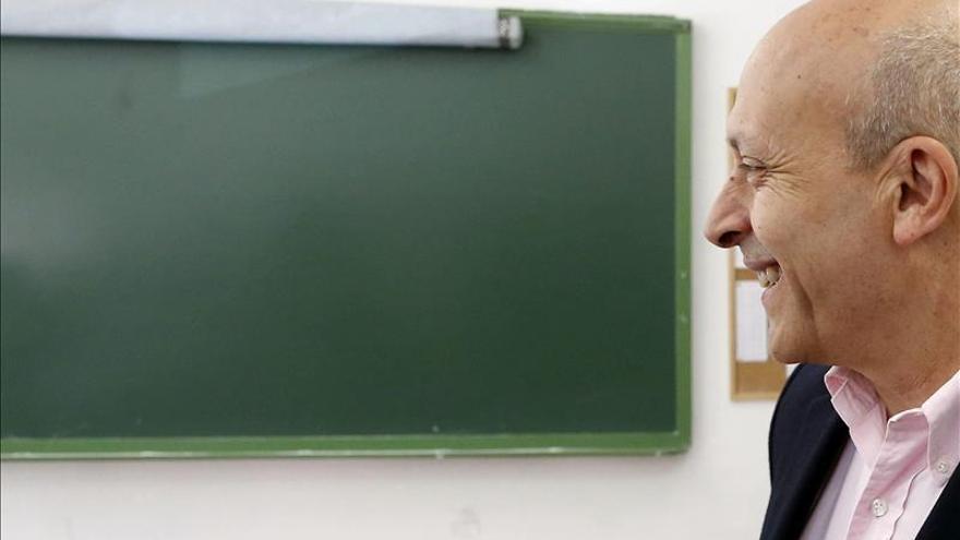 Wert, partidario de reflexionar sobre el copago educativo para mejorar la equidad