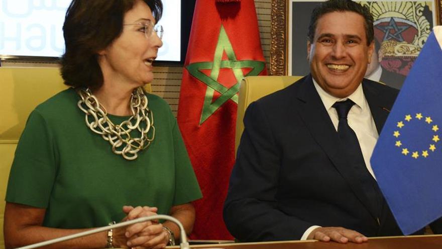 Marruecos recuerda a la UE su condición estable en una región convulsa